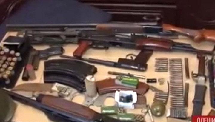 Киев: оружие продается на продуктовых рынках
