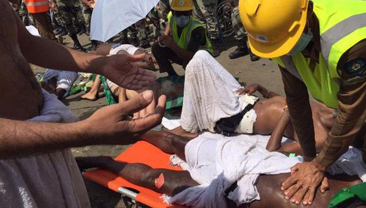Давка в Мекке: число жертв превысило 700 человек, пострадали еще 800