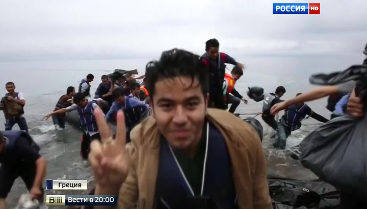 Европа задыхается от нелегалов: в Германии беженцев разместили в бывших концлагерях