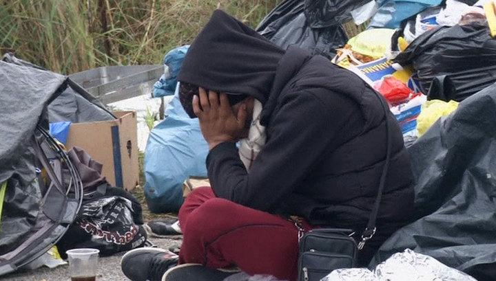 Границы Евросоюза трещат по швам из-за наплыва беженцев