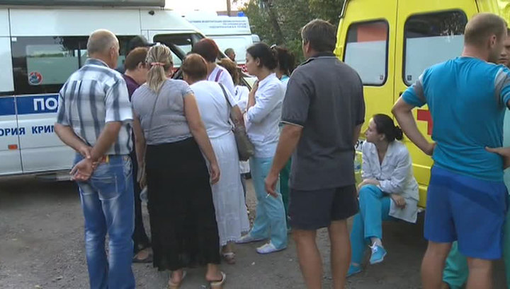 Труп подозреваемого в убийстве крымских врачей нашли обглоданным