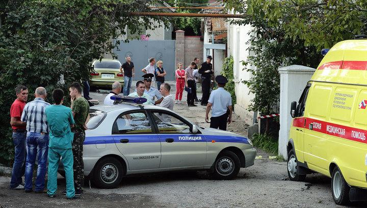 Возможный убийца крымских медиков найден мертвым