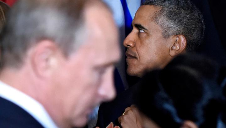 В Нью-Йорке начались переговоры Владимира Путина и Барака Обамы