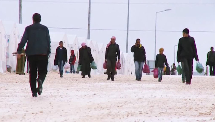 РФ настаивает на ликвидации небезопасного лагеря для беженцев в Сирии