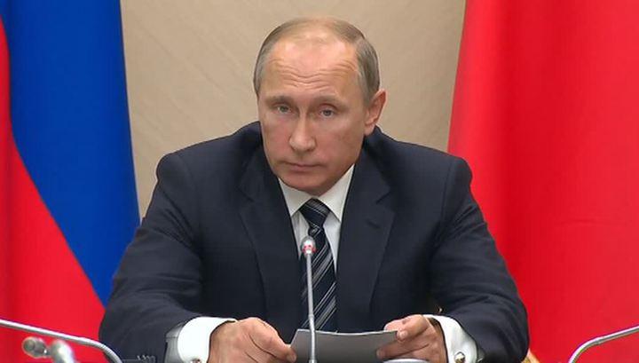 Путин пообещал не погружаться с головой в сирийский конфликт