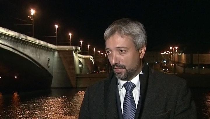 Телеведущего Евгения Примакова не пустили на Украину