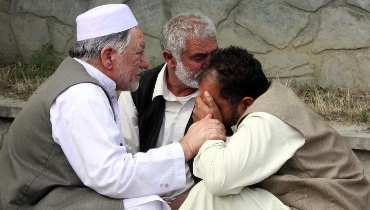 СМИ: Великобритания скрывала убийства мирных афганцев и иракцев