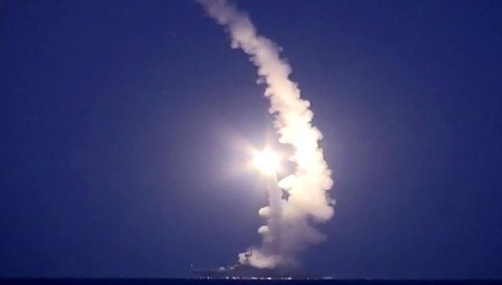 """Ракеты """"Калибр"""" могут огибать любой рельеф местности"""