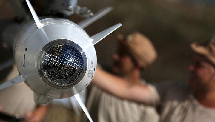 Минобороны РФ: ВКС нанесли удары по 27 объектам террористов в Сирии