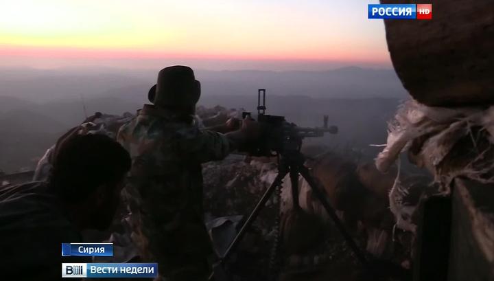 Сирийские военные обвинили Анкару в поддержке боевиков