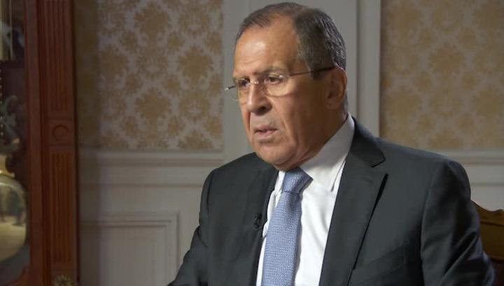 Лавров процитировал слова Эрдогана о допустимости кратких нарушений границ