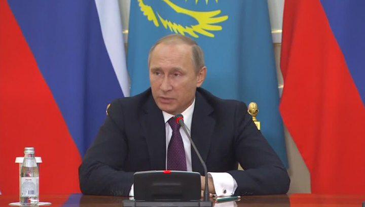 Путин: несмотря на отказ США принять делегацию Медведева, Москва остается открытой для диалога