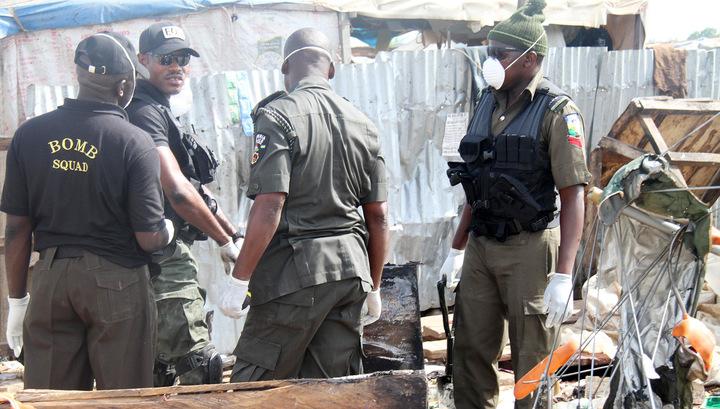 При взрыве мечети в Нигерии погибли 50 человек