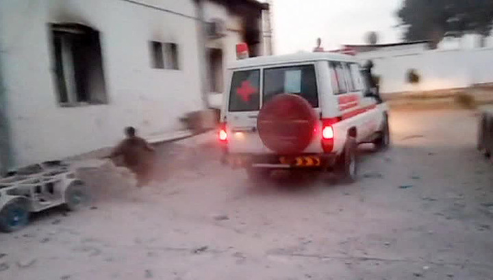 В Афганистане 8 человек погибли после нападения боевиков на аэропорт