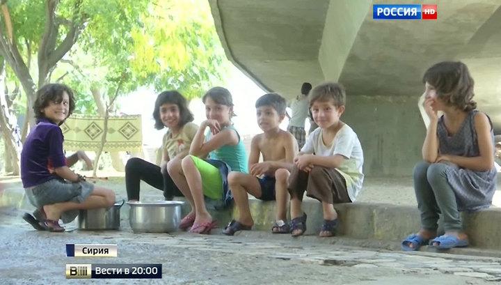Генштаб России: улыбки сирийских детей стоят уничтожения чумы XXI века
