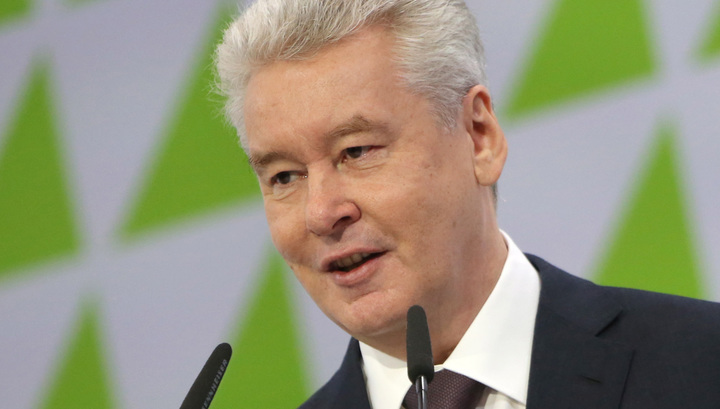 Кандидат в мэры Собянин встретился с доверенными лицами