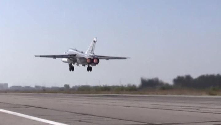 Российские самолеты ударили по 60 объектам ИГ