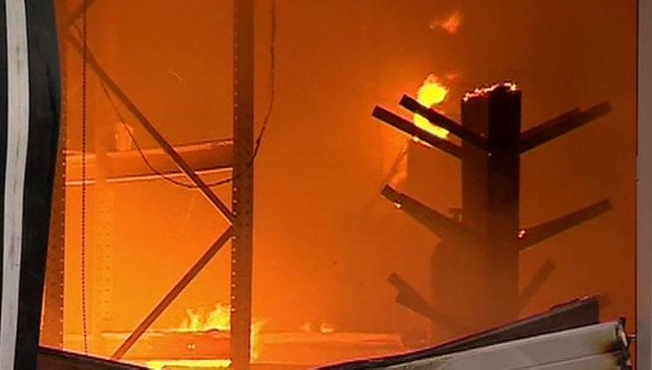 В сгоревшем детском доме погибли 14 воспитанников