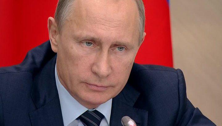 Путин подписал указ о санкциях против Турции