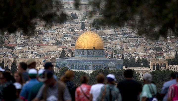 Москва и Анкара не сошлись по Иерусалиму