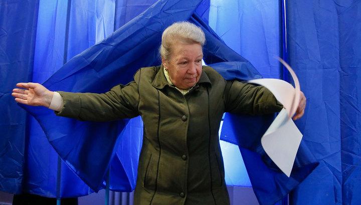 Выборы на Украине ставят рекорды по нарушениям