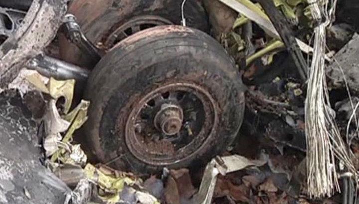 В Индии в авиакатастрофе погибли пять чиновников и пилот