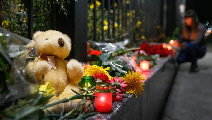 1 ноября - день траура по погибшим в катастрофе российского лайнера А321