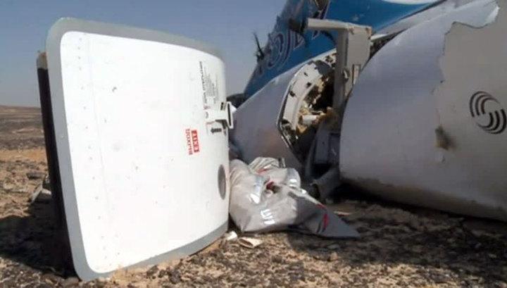 Странные обстоятельства крушения российского лайнера в Египте