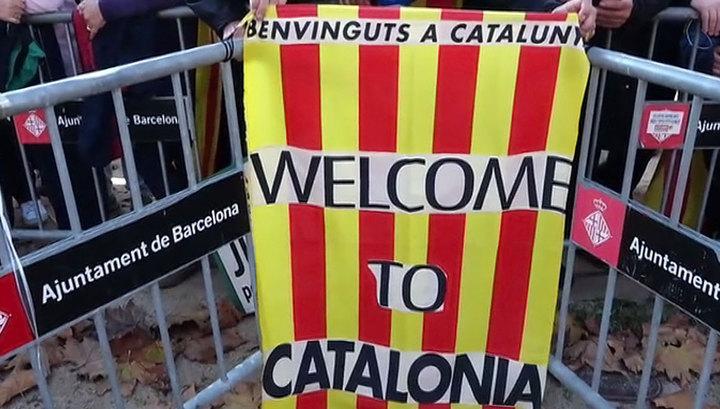 Мадрид будет добиваться отмены резолюции о независимости Каталонии