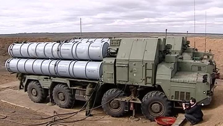 Россия будет поставлять в Иран зенитно-ракетные системы С-300