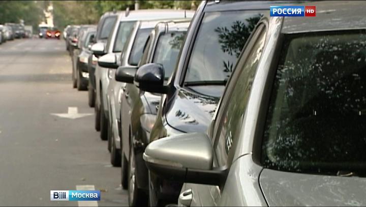 Парковка в Москве будет бесплатной в праздничные дни