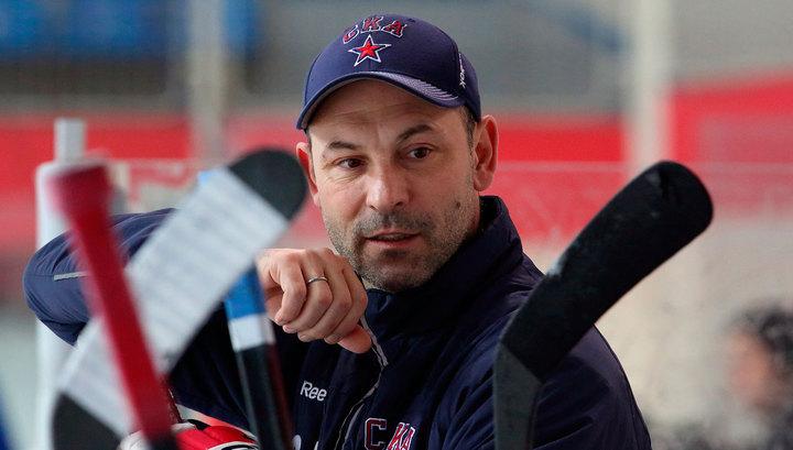 Россиянин Зубов включен в Зал хоккейной славы в Торонто