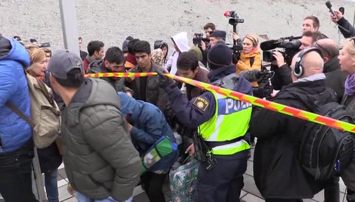 Наплыв мигрантов ставит под угрозу существование шенгенской зоны