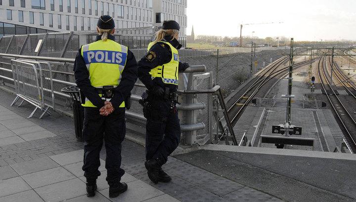Швеция ввела контроль документов на границах