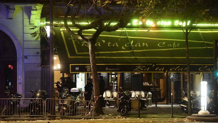 Стрельба в ресторане в Париже: есть погибшие и раненые
