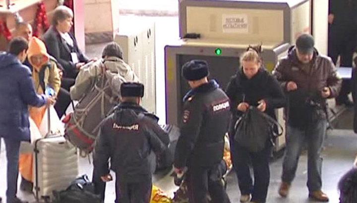 Анонимное сообщение о бомбе на Курском вокзале не подтвердилось