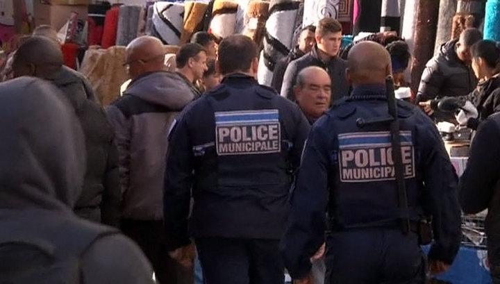 Акция против провышения цен на горючее в Бельгии вылилась в беспорядки