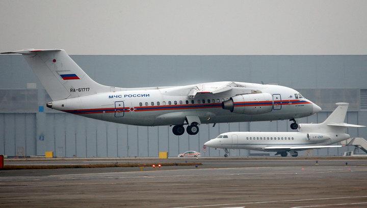 В Москву из Багдада доставлены самолетом 32 российских ребенка