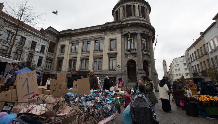 Правящая коалиция в Бельгии распалась из-за мигрантов