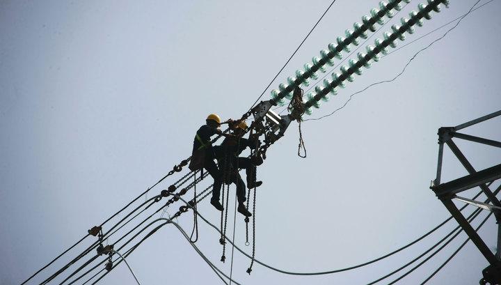 Жители трех районов Дагестана остались без электричества