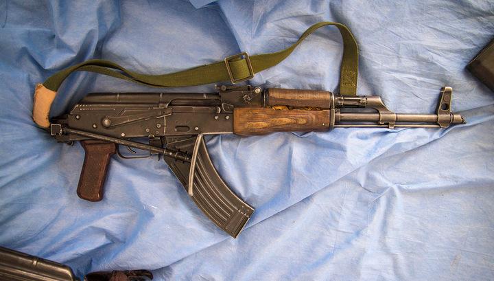 Цыган в Екатеринбурге расстрелял ветеран с автоматом