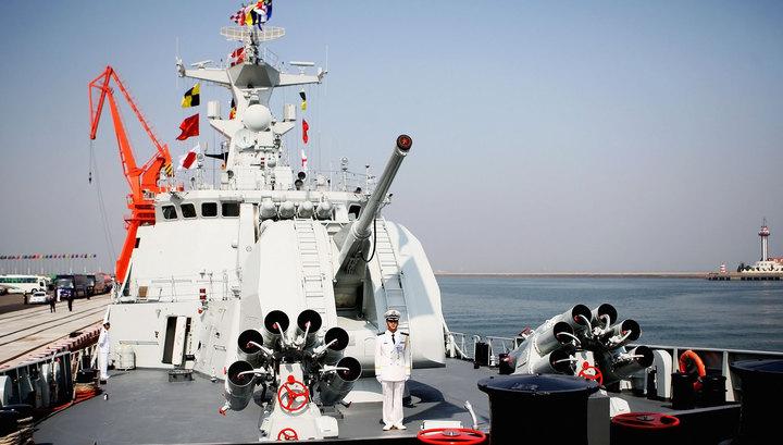 Китай впервые проведет совместные учения с НАТО