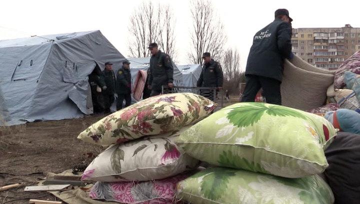 МЧС перебросит в Крым грузовик-миниэлектростанцию и 40 генераторных установок