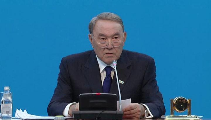 Назарбаев: отношения между США и Россией