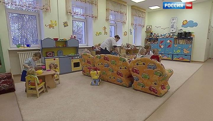 На юго-западе Москвы из-за пожара эвакуирован детский сад