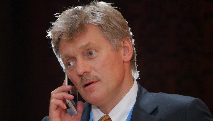 Кремль прокомментировал новые российские контрсанкции