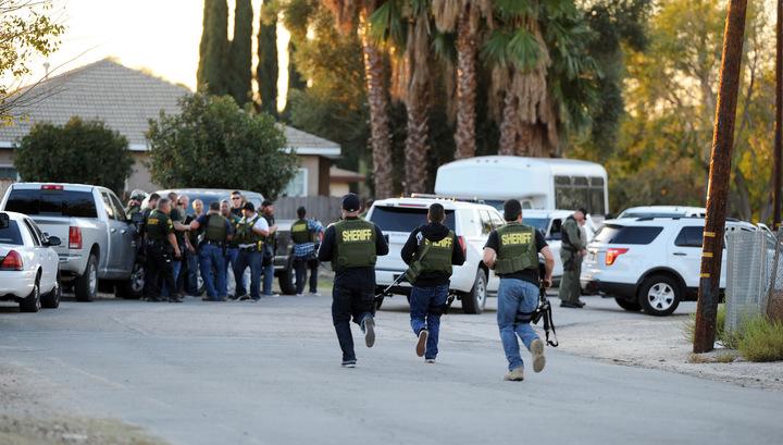 Число погибших в результате стрельбы в школе в Калифорнии увеличилось до пяти
