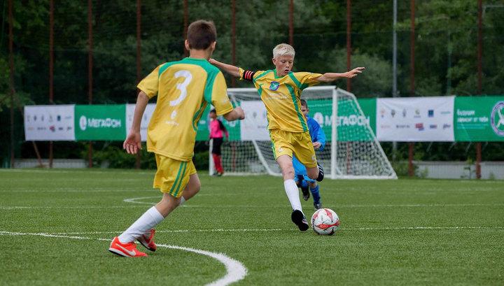 Юные футболисты из Канска и Ангарска едут в Лондон