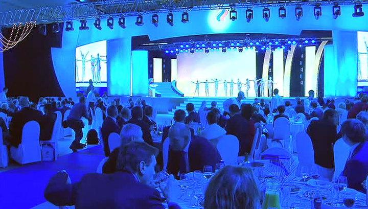 В Москве прошел традиционный Бал олимпийцев