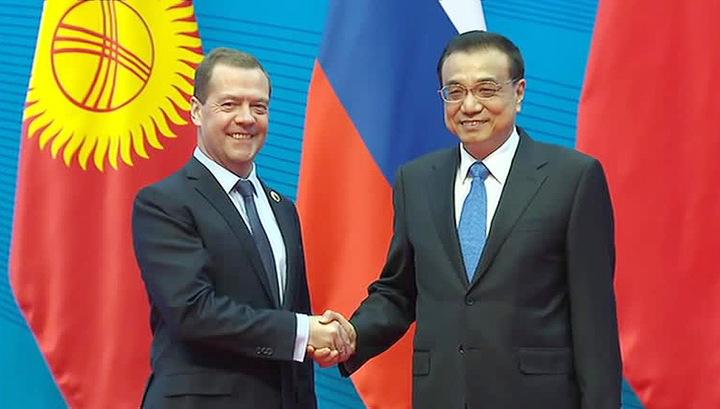 Китай предложил создать зону свободной торговли в рамках ШОС